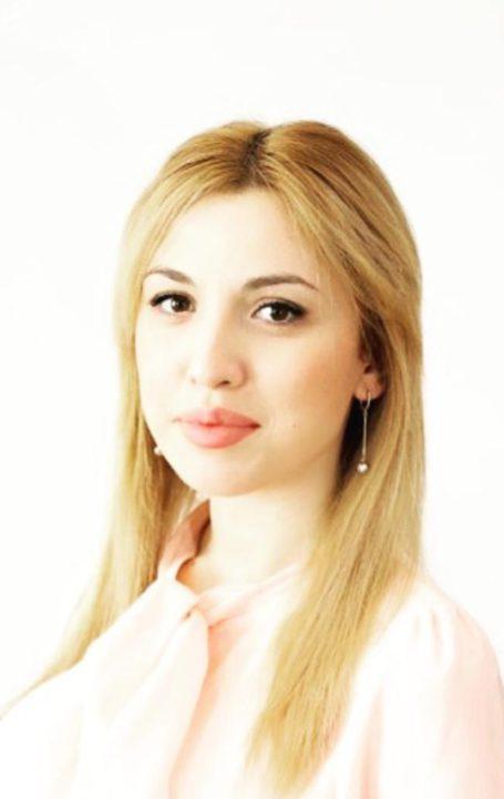 Жеругова Амина Чабировна